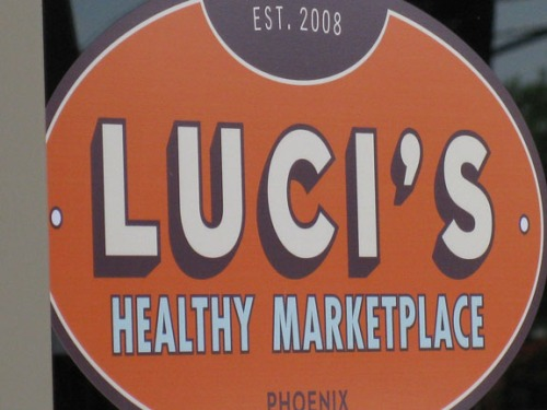 Luci's Healthy Marketplace