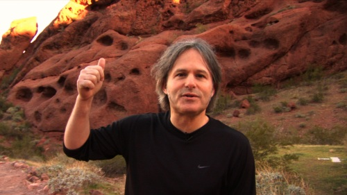 Mark Tarbell at Camelback Mountain