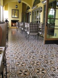 Prado patio