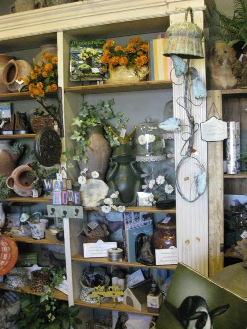 Garden stuff at Vignettes