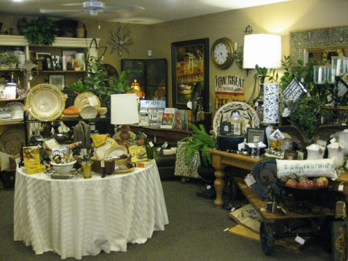 Lots of gifts at Vignettes
