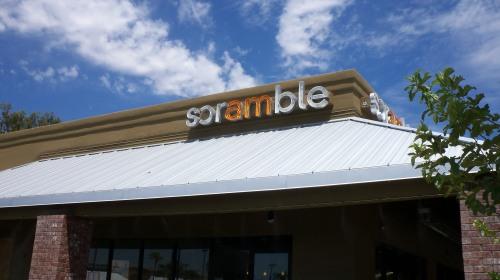Scramble 009