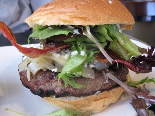 Coronado Cafe Burger